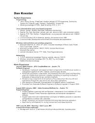 Network Administrator Resume Sample  resume template administrator     happytom co