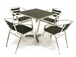 Commercial Dining Room Tables Furniture Steel Picnic Tables Commercial Grade Metal Picnic