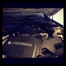 did engine oil change 328i myself today