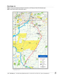 Illinois Prairie Path Map by Client Will County Forest Preserve 1 U2014 Pulse Design