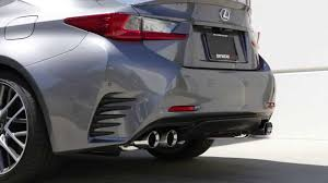 lexus is300 performance upgrades tanabe medalion touring exhaust for 2015 lexus rc 350 f sport