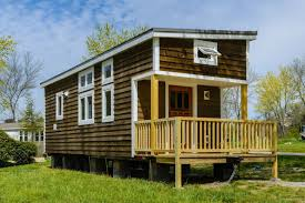 300 sq ft custom tiny home on wheels