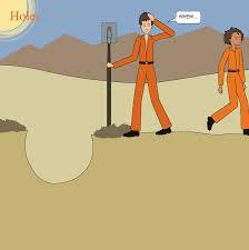 Digging\u0026quot; with Stanley Yelnats von Luke Seidler | Pixton # - 0tkj002jddqki18u