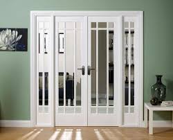 Large Interior Doors by Sleek Internal Doors For Inside House Kitchen Schemes With Bright