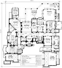Builders Floor Plans French Chateau Floor Plan From Abg Alpha Builders Group