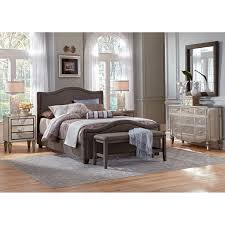 Pier 1 Bedroom Furniture by Furniture Pier One Hayworth Mirrored Vanity Furniture Silver