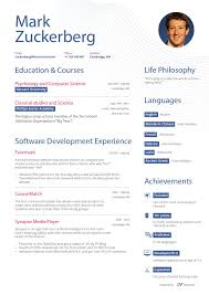 Aaaaeroincus Pleasant What Zuckerbergs Resume Might Look Like Business Insider With Luxury Mark Zuckerberg Pretend Resume First Page With Beauteous Creative