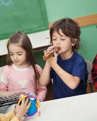 Making music may improve young children     s behavior         ScienceDaily