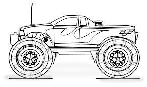 Old Ford Truck Coloring Pages - 25 truck coloring pages coloringstar