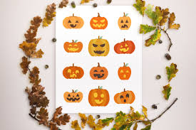 halloween clipart pumpkin 12 jack o u0027 lanterns clipart pumpkin svg halloween clipart