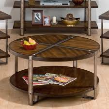 Rustic Wood Living Room Furniture Coffee Table Top Round Coffee Table Wood Design Round Glass
