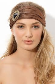 retro headband hairstyle blonde color retro headband hairstyle