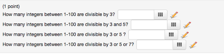 How Many Integers Between       Are Divisible By        Chegg com Chegg