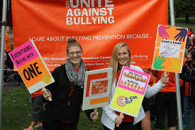 Unity Day   Wednesday  October            National Bullying