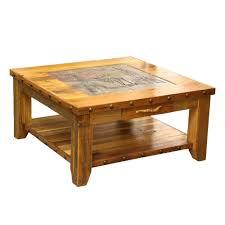 Rustic Wood Living Room Furniture Wooden Coffee Table Decor Coffee Table Country Rustic Wood Living