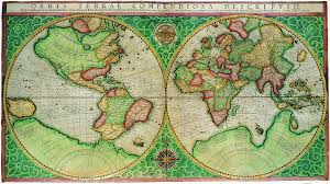 Colored World Map by Antique Map Of Peru Florida 1584 U2013 Conservatives And The Age Of