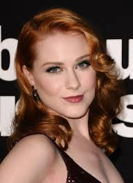 Hair Color To Look Younger Evan Rachel Wood I Just Love This I U0027ve Followed Her Career