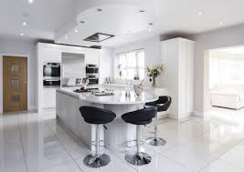 kitchen floor white kitchen cabinets with granite countertops