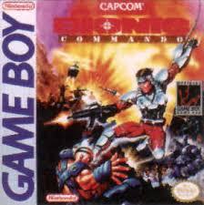 Bionic Commando Game Boy