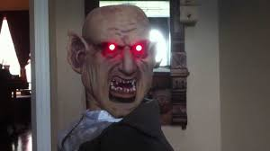 vampire costumes spirit halloween spirit halloween life size rising vampire animatronic youtube