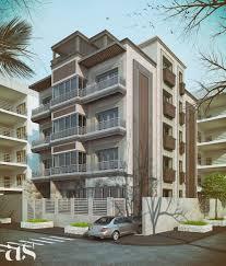 Modern Apartment Building Unique Apartment Building Design - Apartment building design