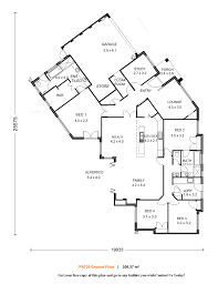 modern 2 story house floor plans storey plan to design decorating