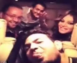Fears  This photo of Jenni Rivera  right  taken aboard her private jet
