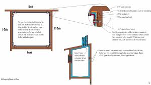 House For Plans by Free Bluebird House Plans Keeps Nestlings Cool