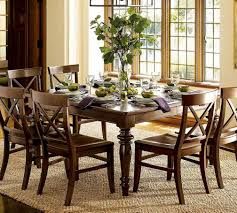 dining room fashionable dining nook with oval table and retro