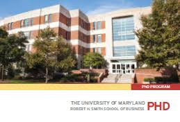 Organizational Behavior Human Resource Management   Robert H     Robert H  Smith School of Business   University of Maryland