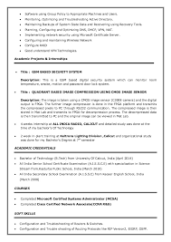 Linux System Administrator Resume Sample by Systems Admin Resume Ecordura Com
