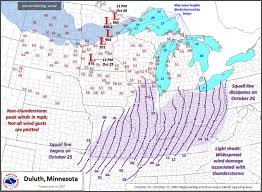 Wisconsin Weather Map by National Climate Report October 2010 State Of The Climate
