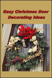 370 best front door christmas decorating ideas images on pinterest