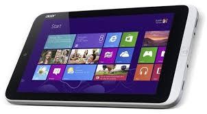 Tablet Acer W3-810