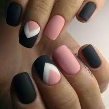 best 20 pink black nails ideas on pinterest pink nails