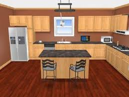 Kitchen Floor Plan Design Tool Free Kitchen Planner 3d Udesignit Kitchen 3d Planner