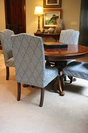 dining room dining chair skirt slipcover armchair parson