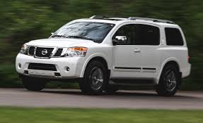 nissan pathfinder platinum 2015 2015 nissan armada u2013 review u2013 car and driver