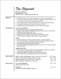 Sample Resume  Resume Outline Retail Tips Writing Accomplishments  Mr  Resume