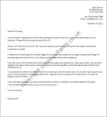 How To Write A Cover Letter For Consulting Company