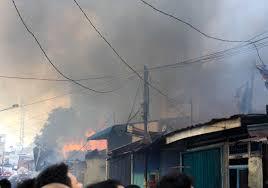 kebakaran sukaramai 6 februari 2012