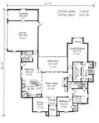 French Style Floor Plans Welsh Country French Home Plans Louisiana House Plans