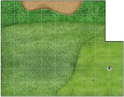 Golf Murals by The Surface Design Studio Www Thesurfacedesignstudio Com