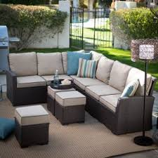 outdoor sectional furniture hayneedle