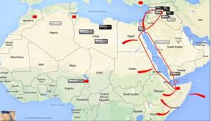 Somalia World Map by At War Against A Global Islamic State Facing A Strategic Trap In