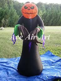 online get cheap inflatable halloween pumpkin aliexpress com