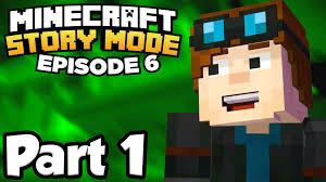minecraft story mode episode 6 part 1 dantdm stampylonghead