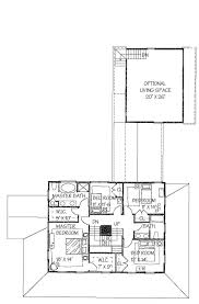 farmhouse style house plan 4 beds 2 50 baths 3072 sq ft plan 530 3