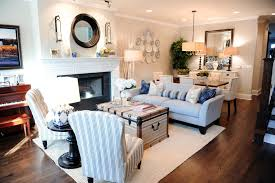 rectangle grey sectional fur rug narrow living room dining room