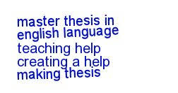 help on thesis statement
